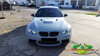 BMW M3 Coupe - Gloss Dark Grey - Glanz Schwarz