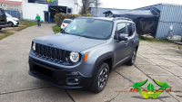 Jeep Renegade 2017 - Charcoal Matt Metallic