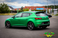 Seat Leon Cupra 300 SC - Boston Green Matt (inkl. Einstiege)