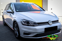 VW Golf 7 - Gloss Grey