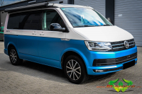 VW T6 - Azur Metallic Matt