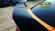 wrappsta.de carwrapping-vollfolierung mitsubishi-lancer-evolution-x glanz-orange-metallic erdoel-carbon 012